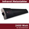 Terrassen infrarot Heizstrahler