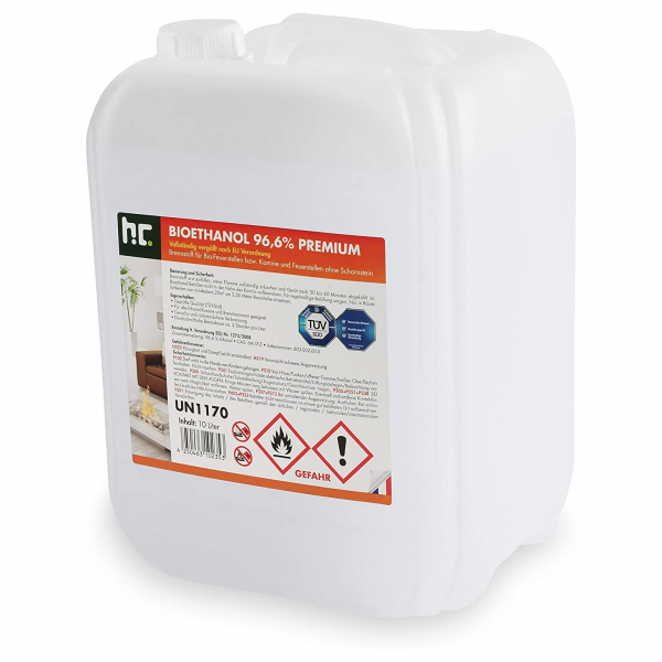 bio ethanol 10 liter mallorca