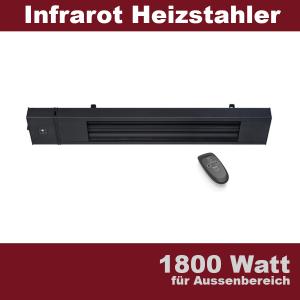 Terrassen infrarot Heizstrahler mallorca